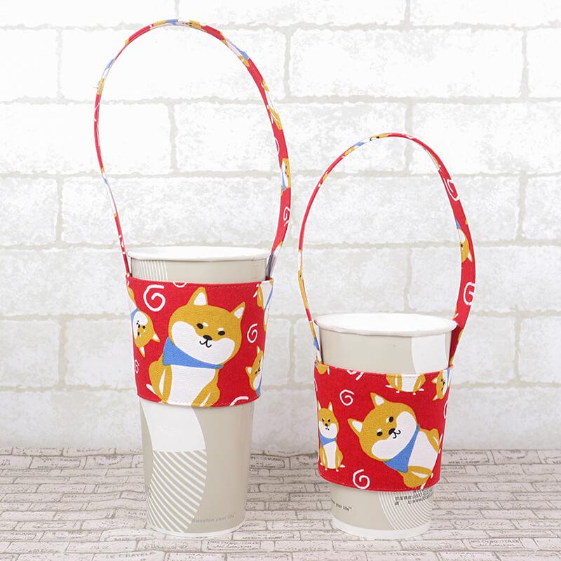 環保飲料提袋 杯套