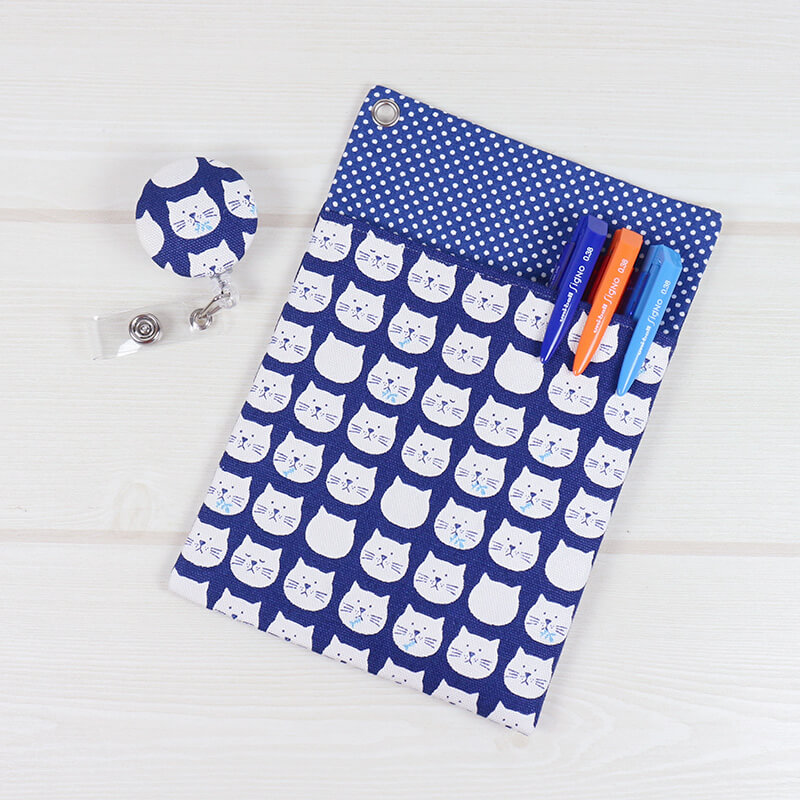 醫師袍口袋型筆袋